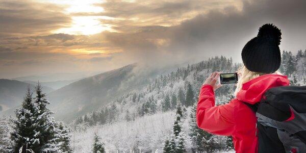 Pohodová dovča v Jizerských horách se stravou