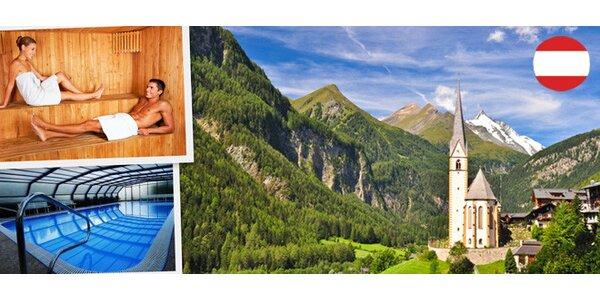 Wellness v lázeňském hotelu v Rakousku pro 2