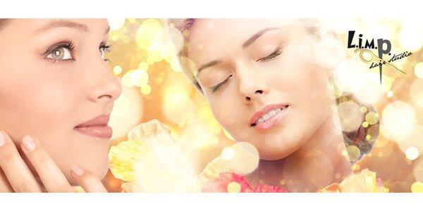 Luxusní kosmetické ošetření ultrazvukovou špachtlí