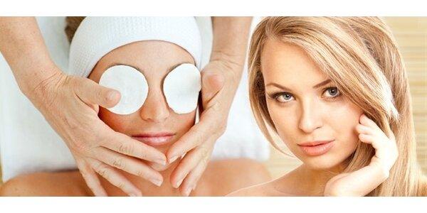 BIO kosmetické ošetření pleti pro ženy