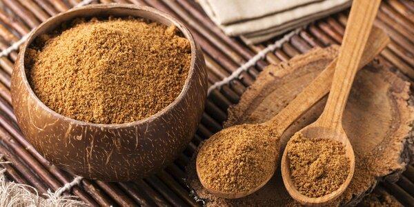 Kokosový, březový a ovocný cukr