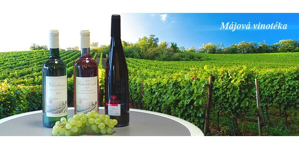 Tři archivní vína z Vinařství Lahofer