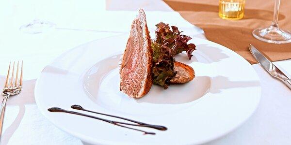 Večeře pro 2 labužníky: panenka či kuřecí steak