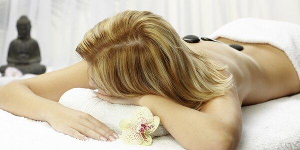 Hodinová masáž proti stresu