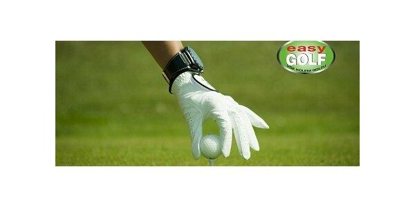50minutová lekce golfu s trenérem včetně vybavení – na hřiště GC Ještěd - pro…