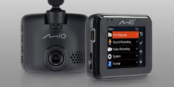 Výkonná autokamera MIO C320