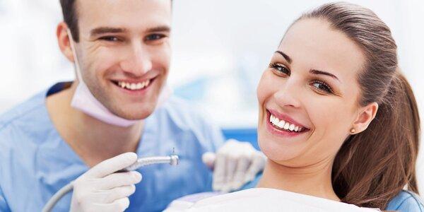 Dentální hygiena s air-flow v Holešovicích