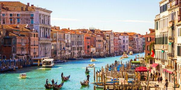 Perly severní Itálie a Benátky: 2 noci se snídaní