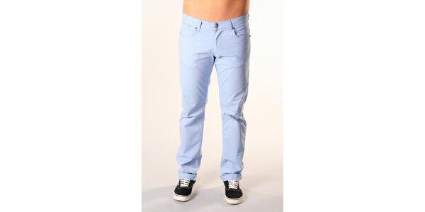 Pánské světle modré kalhoty SixValves