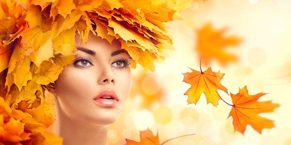 Podzimní kosmetické ošetření pleti