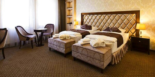 Vary pro náročné: Luxusní hotel, gastro i služby