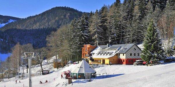 Zima v Peci: Ubytování na sjezdovce i wellness