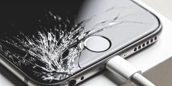 Expresní výměna rozbitého displeje u iPhonu
