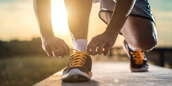 Sportovní vložky na míru s analýzou chodidel