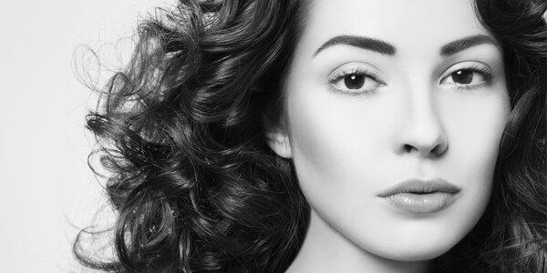 Permanentní make-up obočí vláskování