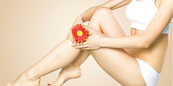 Trvalá přístrojová epilace pro hladkou pokožku