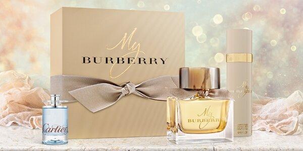 My Burberry: Luxusní parfém a tělová mlha