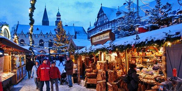 Zažijte advent ve středověké Míšni a Drážďanech