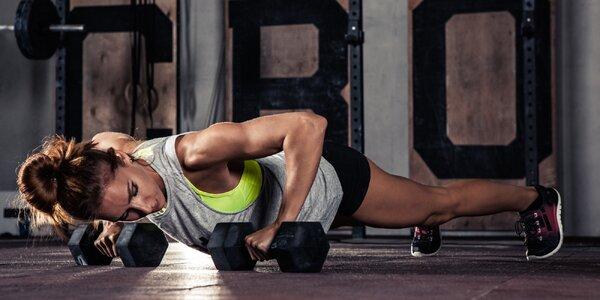 Funkční trénink CrossFit pod vedením trenéra