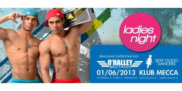 Ladies Night v Mecce s nejlepšími DJs a tanečníky
