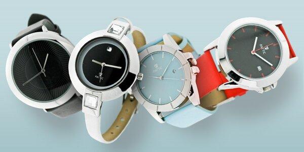 Stylové hodinky pro ženy i muže od značky Pattic