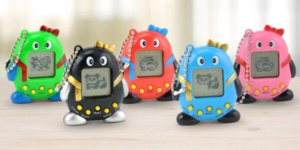 Kapesní hračka Tamagotchi: Postarejte se o roztomilé zvířátko