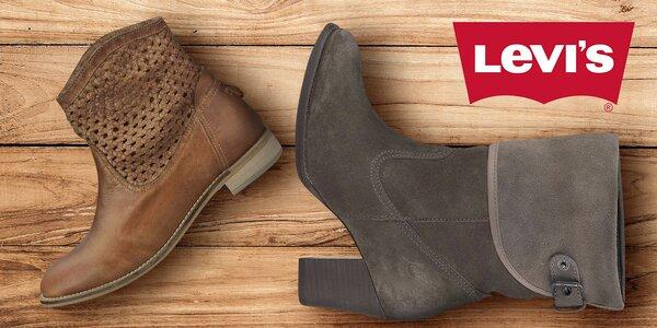 Dámská zimní obuv Levi's