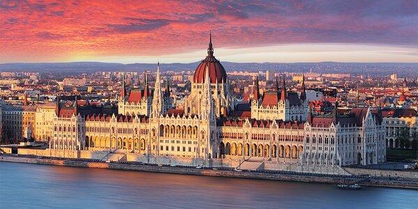 Propadněte kouzlu osobité zimní Budapešti