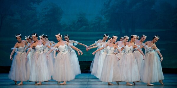 Giselle – velkolepé baletní představení