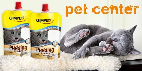 Pudink Gimpet: lahůdka pro kočičky
