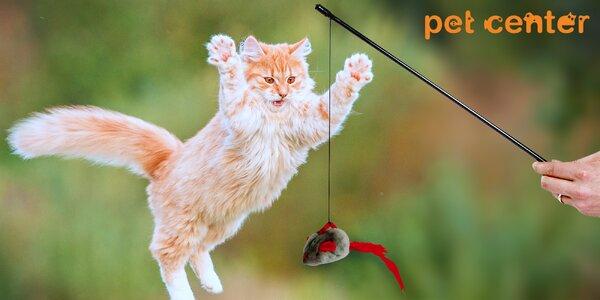 Kočičí škádlítko se zvukovým čipem Karlie