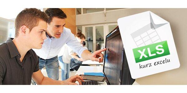 Školení programu Excel pro začátečníky a pokročilé