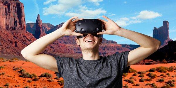 Vstupte do světa virtuální reality a bavte se