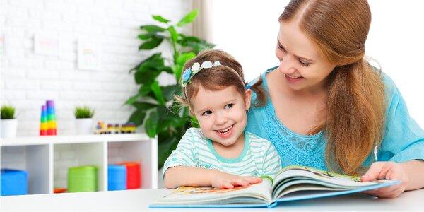 Jazykové kurzy pro rodiče s dětmi do 4 let
