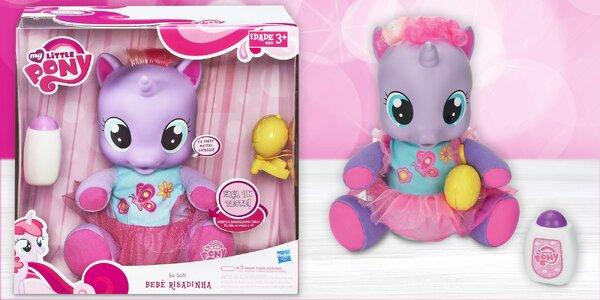 My Little Pony: Lechtivá a chichotající se Lily