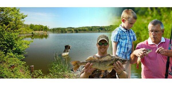 399 Kč za týdenní rybářskou povolenku na rybník Nový Stav v Rychvaldu.