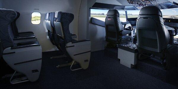 7 simulátorů: Na zemi, ve vzduchu i pod vodou