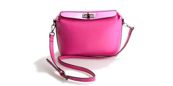 Dámská růžová kabelka Belle&Bloom
