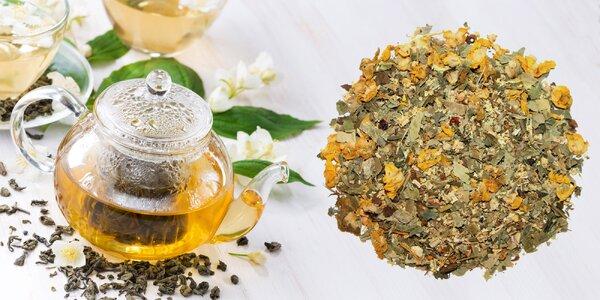 Bylinné čajové směsi na zahřátí i pro zdraví