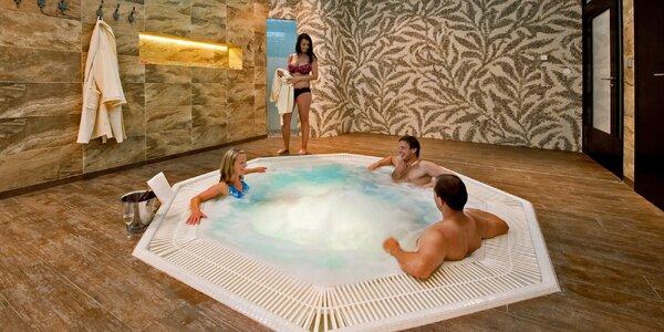 Dny plné pohody a wellness v Resortu Johanka****