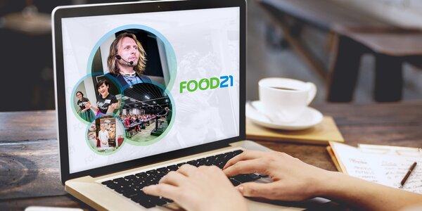 Food21: Sledujte konferenci o výživě online