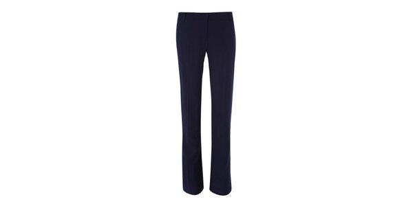 Dámské modré kalhoty s puky Fever