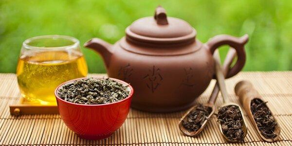Trojkombinace zázračných čajů - OOLONG, PU-ERH, LAPACHO