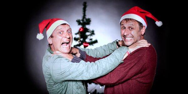 Vstupenka na vánoční komedii Mesiáš