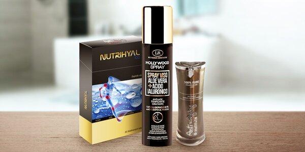 Výrobky s kyselinou hyaluronovou nejen pro krásu