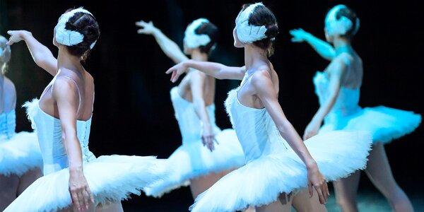 Labutí jezero – velkolepé baletní představení