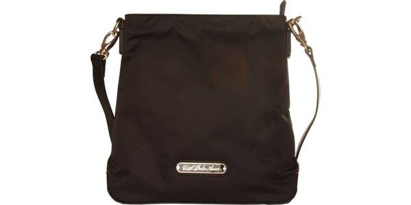 Menší dámská černá kabelka U.S. Polo