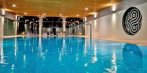 Aktivní relax v novém hotelu u Olomouce