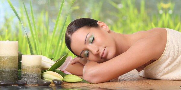 Poctivá masáž dle výběru se skvostnou lázní