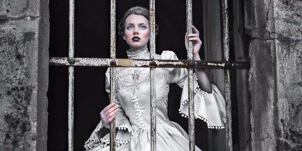 Únikovka v podzemí: Zachraňte Bílou paní